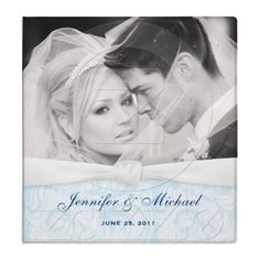 personalized album with our photo