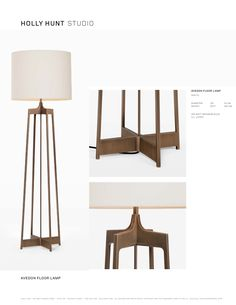 Holly Hunt_SHL_AvedonFloorLamp