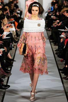 Oscar de la Renta Fall 2012 RTW - Review - Fashion Week - Runway, Fashion Shows and Collections - Vogue