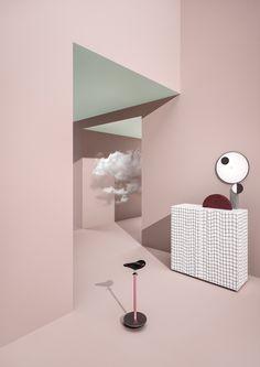 Modern pink: Terzopiano