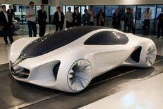 Framtidens bil ser nok lik ut