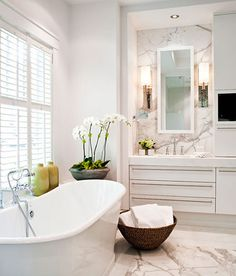 The Top 100 Benjamin Moore Paint Colors - site has beautiful rooms shots, organized by color, with the name of the color under each photo.