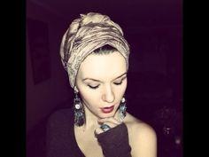 Запрос: Что носить зимой вместо шапки или Тюрбан мне на выручку