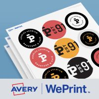 Make stickers/labels/rewards for your students with Avery custom! Custom Printed Labels, Printing Labels, Label Templates, Templates Free, Planners, Easy Diy Christmas Gifts, Candle Labels, Round Labels, Mothers Day Cards