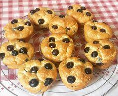 Muffins healthy aux myrtilles et son d'avoine