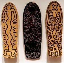 Keith Harring Skateboards