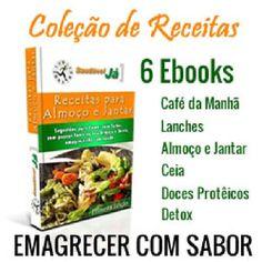 culinária praticas: Coleção Emagrecer com Sabor