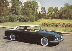 Lancia Florida (Pininfarina), 1955