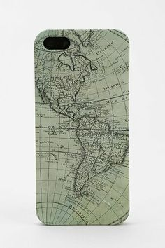 UO Old World Atlas iPhone 5/5s Case - Urban Outfitters