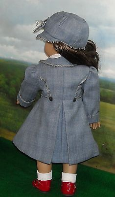 Gray Coat for Spring Made by KMK  | eBay