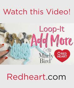 Loop It Video Purl Diy Amp Crafts Projet Projets 224 Essayer