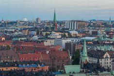 Стокгольм с высоты. Stockholm, New York Skyline, Travel, Voyage, Viajes, Traveling, Trips, Tourism