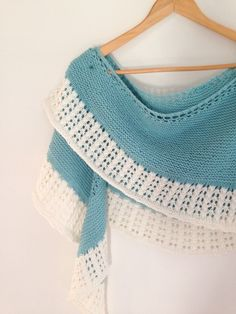 Free Pattern #25: Hill Island Wrap - LittleChurch