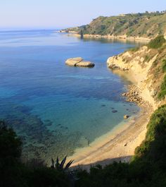 pretty much the exact moment i fell in love with greece aged 13 - spartia beach, kefalonia