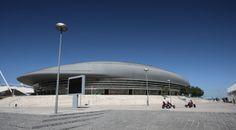 Pavilhão atlantico escadas Lisboa - Expo 98