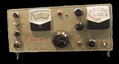 Swan-120 CW/SSB 20 Meter Monoband Amateur Radio Tranceiver.