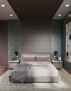 Home Decor Habitacion .Home Decor Habitacion Hotel Bedroom Design, Modern Bedroom Design, Master Bedroom Design, Home Decor Bedroom, Bedroom Ideas, Bedroom Designs, Modern Decor, Rustic Decor, Bedroom Furniture