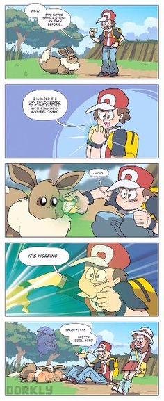 Poor Eevee!