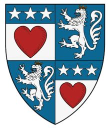 Lordship of Galloway - WappenWiki Medieval Shields, Shield Design, Scottish Clans, Medieval Armor, Crests, Coat Of Arms, Swords, Genealogy, Flags