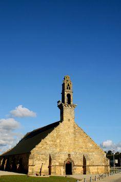 Domaine de Moulin Mer Le blog la chapelle Notre Dame de Rocamadour à Camaret sur Mer sur la presqu'ile de Crozon