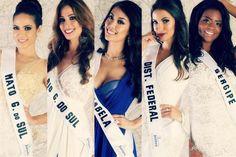 Ana Luisa Castro Miss Mundo Brasil 2015