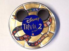 Disney Trivia the Sequel 2 Game Tin @ niftywarehouse.com #NiftyWarehouse #Disney #DisneyMovies #Animated #Film #DisneyFilms #DisneyCartoons #Kids #Cartoons