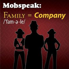 I only choose a select few to be a part of dis elite family! #mobspeakmonday #pizza #godfatherspizza
