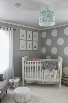 Nursery room ideas for boy baby nursery decorating ideas best 8 gender neutral nursery decor trends . nursery room ideas for boy Baby Boy Rooms, Baby Boy Nurseries, Baby Cribs, Baby Room Ideas For Boys, Kid Rooms, Elephant Baby Rooms, Elephant Nursery Decor, Baby Room Grey, Gender Neutral Nurseries