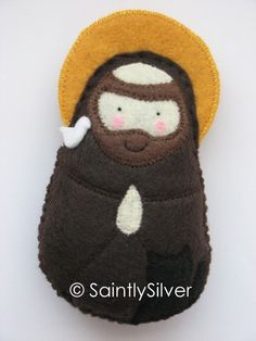 St. Francis of Assisi...wonderful gift for baptism....