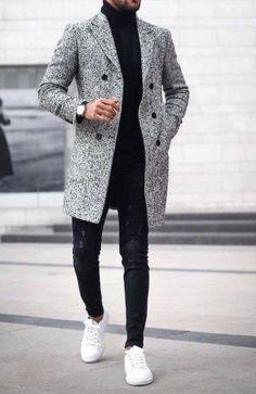 👌 Slick Look! - Obwohl die meisten von uns als Männer in Bezug auf Kleidung nachlässig zu sein scheinen, legen wir in den meisten Fällen Wert auf Qualität und Stil und kleiden uns fast genauso wie Frauen. Ich habe für Sie die lebensrettenden Hinweise auf Qualität und Stil des Dressings zusammengestellt, damit wir es erfolgreicher projizieren können. Zunächst muss ich sagen, dass man keine teuren Klamotten tragen muss, um stilvoll und stylish zu sein.  Stellen Sie Ihre Kleidung 1 Nacht im Voraus