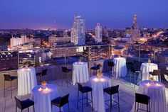 Sheraton Brooklyn New York Hotel—Rooftop Receptions by Sheraton Hotels and Resorts, via Flickr