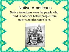 A completed Native American regions chart to print out or student ...
