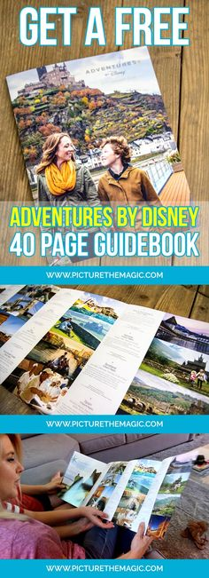 GET INSPIRED! Disney is offering a free Adventures by Disney booklet that highlights all that makes Adventures by Disney such a respected tour operator for hassle-free, guide-led family vacations. Disney Magic Cruise Ship, Disney Wonder Cruise, Disney Fantasy Cruise, Disney Dream Cruise, Disney Vacation Planning, Disney Vacations, Disney Trips, Disney Deals, Disney Travel