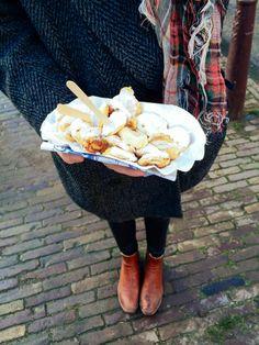 Guide to Amsterdam | via The Transatlantic Blog