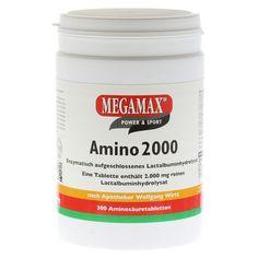 AMINO 2000 Megamax Tabletten 300 Stück online bestellen - medpex Versandapotheke