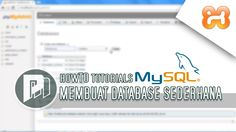Howto Tutorials - Membuat Database Mysql Sederhana - Project Masunduh2