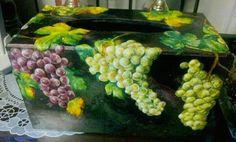 Napkin art . Made by mina.