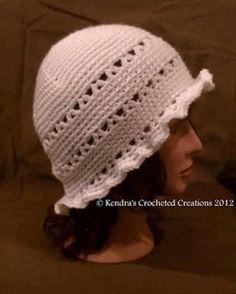 crochet hat'
