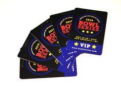 2016 Bowl Series VIP Badges