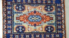 Tapis smyrne, Ginette Orfanoudaki, 1990 Bohemian Rug, Rugs, Home Decor, Carpet, Farmhouse Rugs, Decoration Home, Room Decor, Carpets, Interior Design