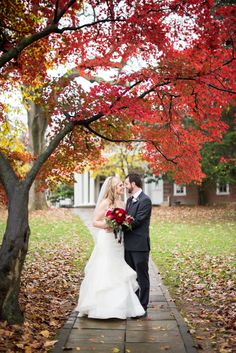 A Whimsical, Food-Focused Fall Wedding at the Woodend Nature Sanctuary in Chevy Chase, Maryland