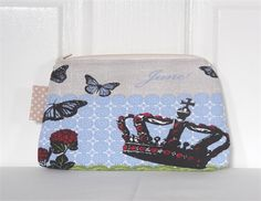June Months of the Year Zippered Pouch
