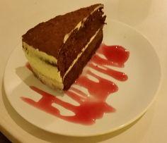 Cake at Loving Hut Edgware