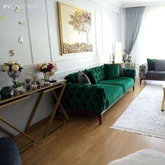 Nostalgic details in this Eskişehir house give the decor a familiar intimacy … - Home Decoration Small Room Decor, Living Room Decor, Bedroom Decor, Decoration Ikea, Home Decoracion, Small Living, Living Room Designs, Diy Home Decor, Lounge