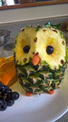 Pineapple owl :)                                                                                                                                                     More