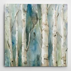 Shop for Wexford Home Carol Robinson 'River Birch I' Canvas Wall Art. Get free delivery at Overstock.com - Your Online Art Gallery Store! Get 5% in rewards with Club O!