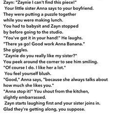 The boys babysitting: Zayn Zayn Malik Images, Zayn Malik Pics, One Direction Book, One Direction Images, Zane Malik, Harry Imagines, 1d And 5sos, Fifth Harmony, Little Sisters