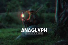 Free+3D+Anaglyph+Photoshop+Actions