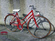 Bicicleta GAC, Geaces Eibar, bicicleta vintage, bici antigua, antique bike, old cycles, vélo vintage, original components