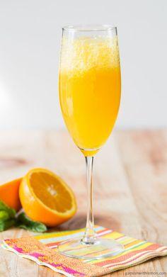 Grand Orange Mimosa